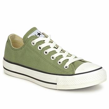converse basse vert kaki