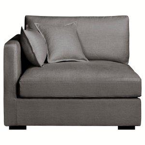 demi canap profondeur xxl n o kinkajou confort moelleux acheter ce produit au meilleur prix. Black Bedroom Furniture Sets. Home Design Ideas
