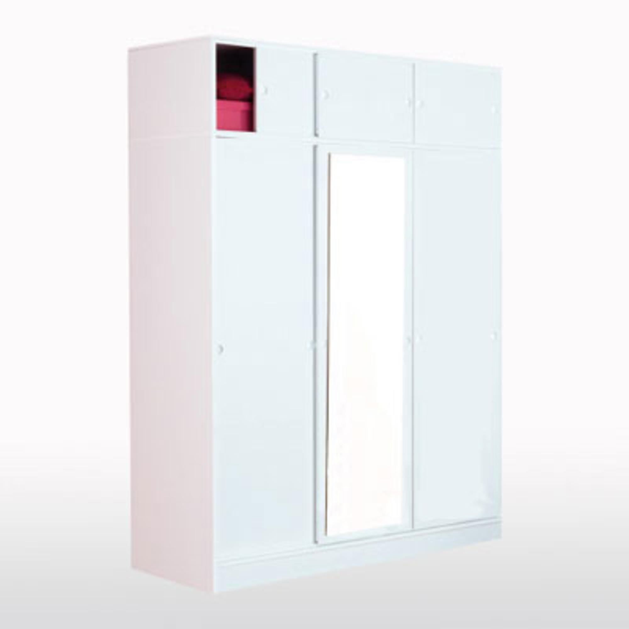 Armoire 3 portes coulissantes surmeuble villar al blanc anniversaire 40 ans acheter ce - Armoire 3 portes coulissantes ...