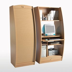 armoire informatique largeur 60 cm acheter ce produit au. Black Bedroom Furniture Sets. Home Design Ideas