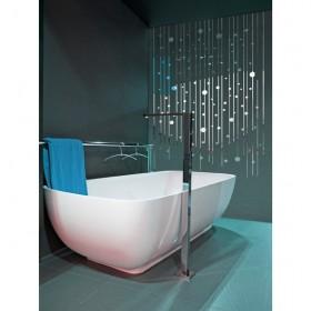 sticker fil graphik 2 effet miroir acheter ce produit au. Black Bedroom Furniture Sets. Home Design Ideas