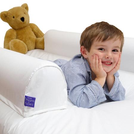 barri re de lit gonflable dreamtubes 70 x 140 cm acheter ce produit au meilleur prix. Black Bedroom Furniture Sets. Home Design Ideas