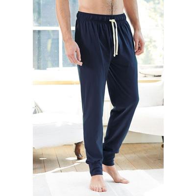 pantalon d 39 int rieur slim revers en jersey acheter ce produit au meilleur prix. Black Bedroom Furniture Sets. Home Design Ideas