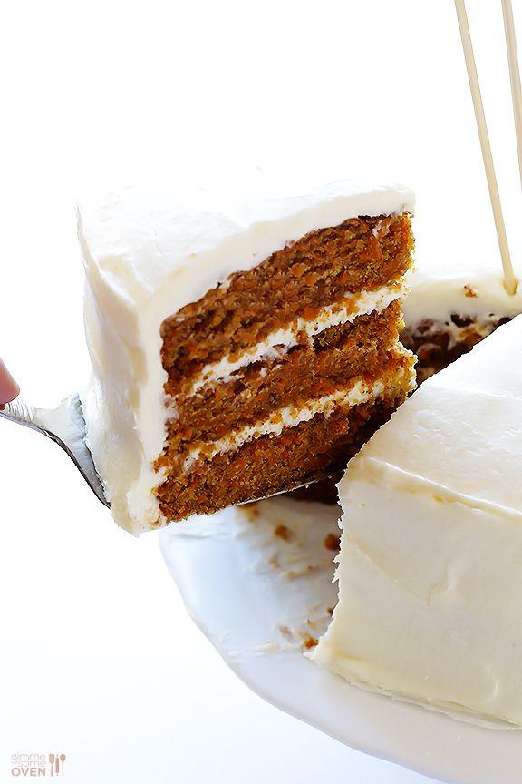 Glacage Carrot Cake Vegan Light