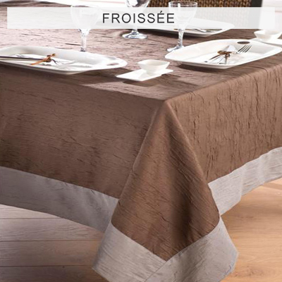 Nappe Nydel Infroissable