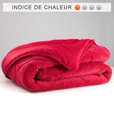 couette bi mati re sherpa acheter ce produit au meilleur prix. Black Bedroom Furniture Sets. Home Design Ideas