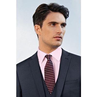 Cravate à motif de la marque