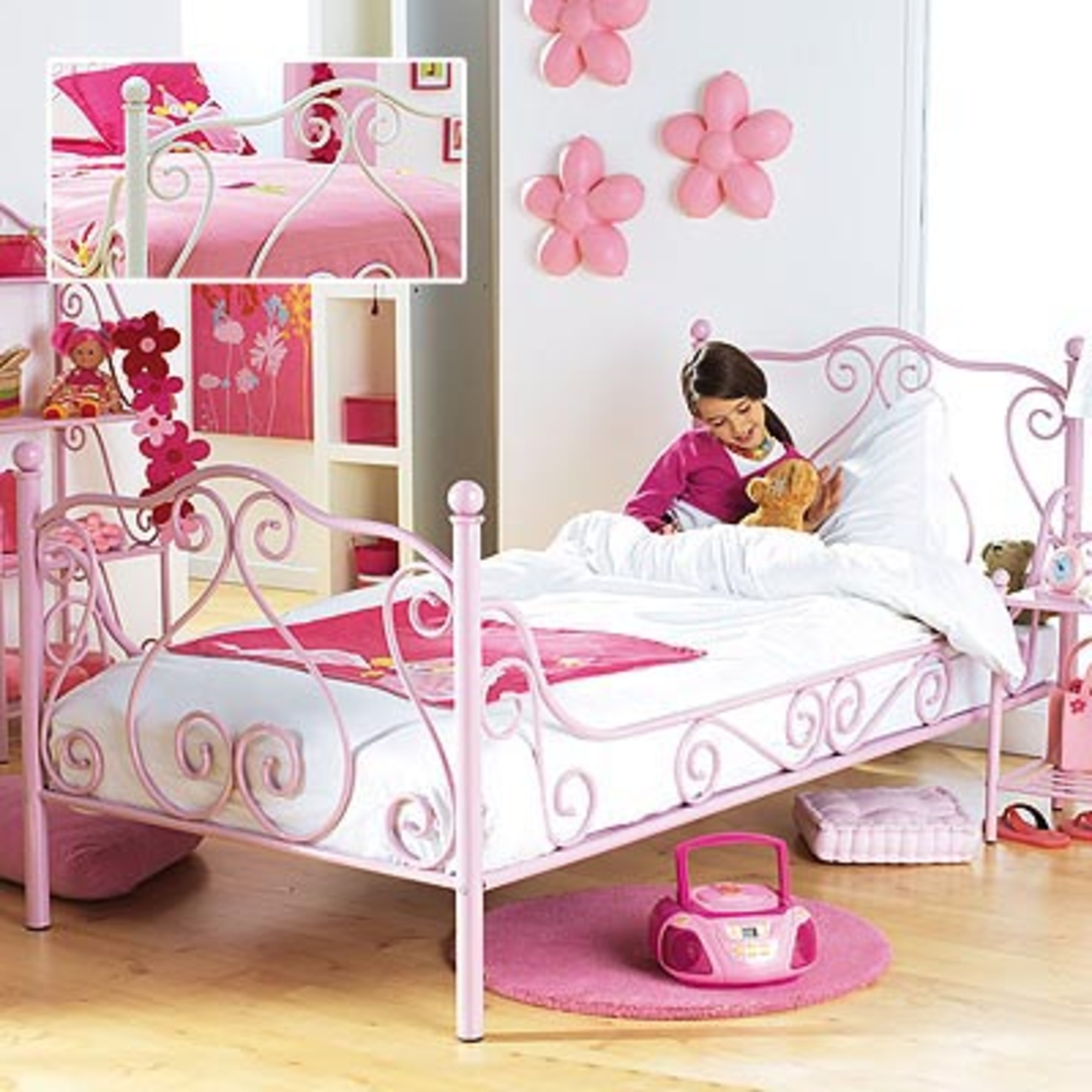 lit 2 personnes la maison de valerie