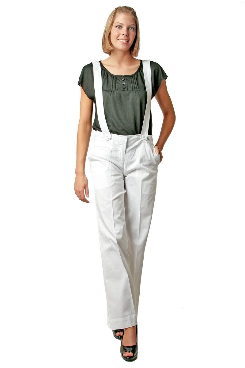 pantalon bretelles en coton femme acheter ce produit au meilleur prix. Black Bedroom Furniture Sets. Home Design Ideas