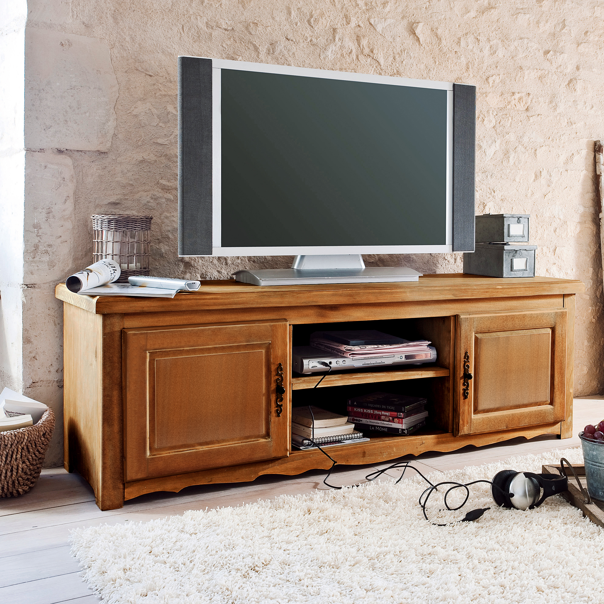 Destockage Tv Ecran Plat Maison Design Wiblia Com # Meuble Tv Destockage