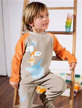 3a6b538caa0cd Pyjama garcon en velours, avec pieds vertbaudet - Acheter ce produit ...
