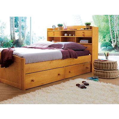 lit 140 x 190 cm oxford miel anniversaire 40 ans acheter ce produit au meilleur prix. Black Bedroom Furniture Sets. Home Design Ideas