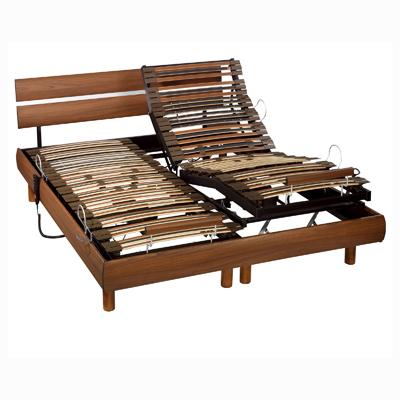 Sommier relaxation lectrique reflex 3000d epeda cadre - Cadre de lit pour sommier electrique ...
