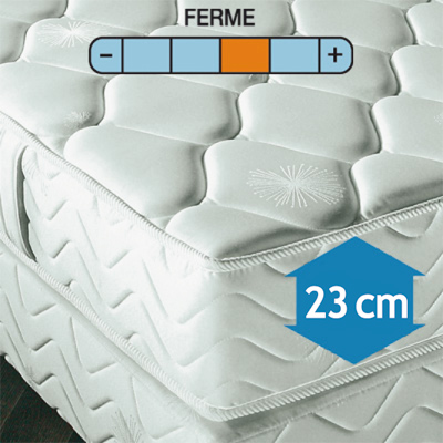 matelas latex dunloflex prestige ferme dunlopillo acheter ce produit au meilleur prix. Black Bedroom Furniture Sets. Home Design Ideas