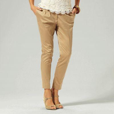 pantalon 7 8 grande taille femme votre mode du 38 au 58 acheter ce produit au meilleur prix. Black Bedroom Furniture Sets. Home Design Ideas