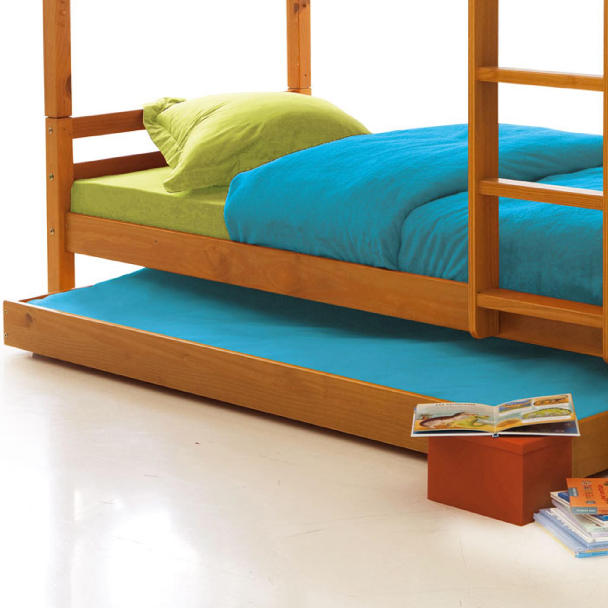 tiroir lit 90 x 180 cm benjamin miel frais de traitement de commande offerts acheter ce. Black Bedroom Furniture Sets. Home Design Ideas