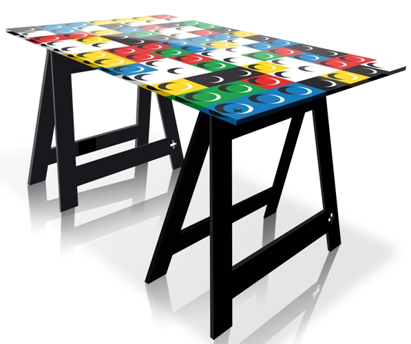 bureau briky acheter ce produit au meilleur prix. Black Bedroom Furniture Sets. Home Design Ideas