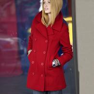 manteau caban long femme du 34 au 48 acheter ce produit au meilleur prix. Black Bedroom Furniture Sets. Home Design Ideas
