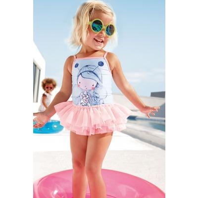 05fb7cf1a8ec5 Maillot de bain fille à tutu (3 mois à 6 ans) - Acheter ce produit ...