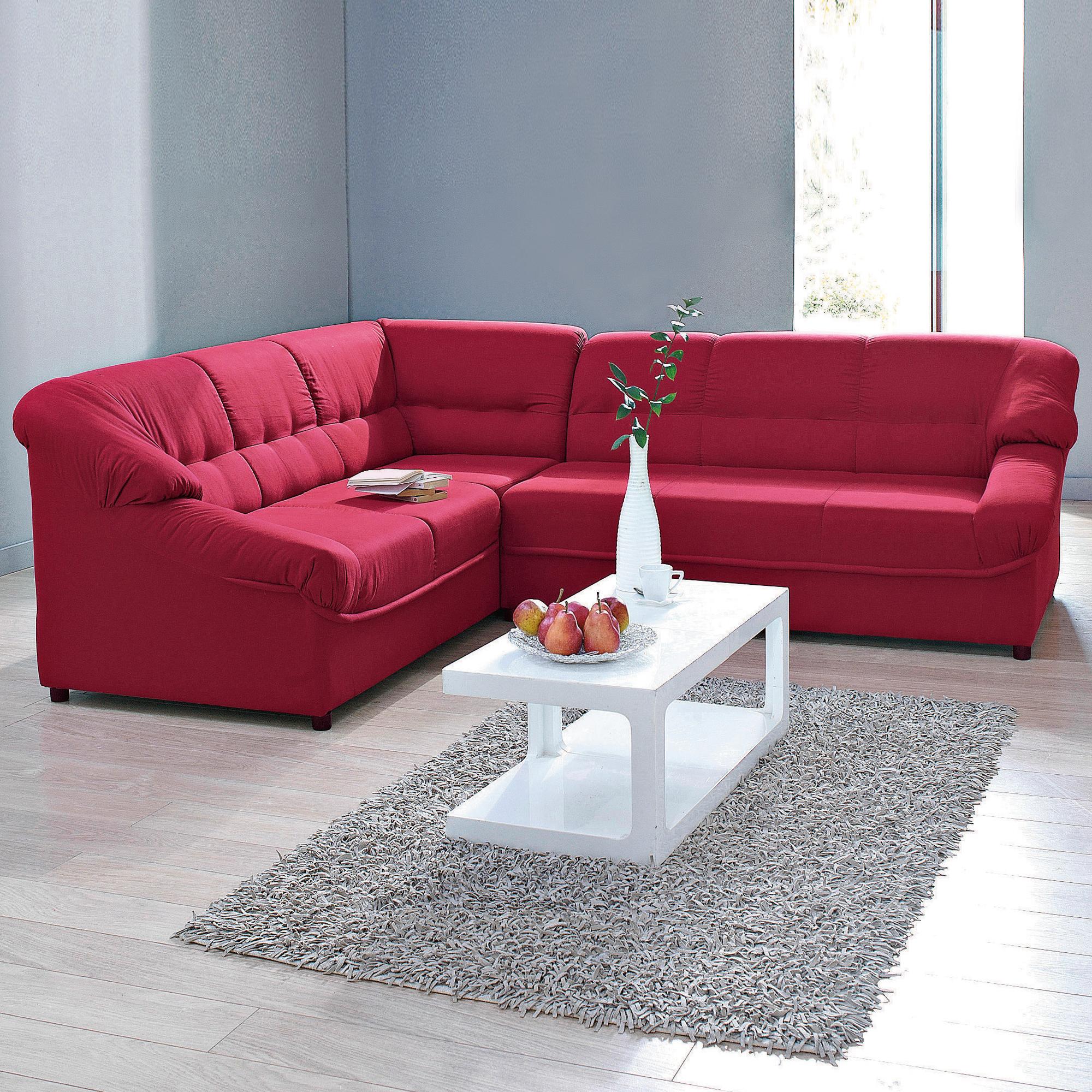 canap d 39 angle gauche paloma rev tement rouge anniversaire 40 ans acheter ce produit au. Black Bedroom Furniture Sets. Home Design Ideas
