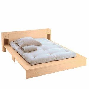 lit plateforme 2 places t te de lit bolton acheter ce produit au meilleur prix. Black Bedroom Furniture Sets. Home Design Ideas