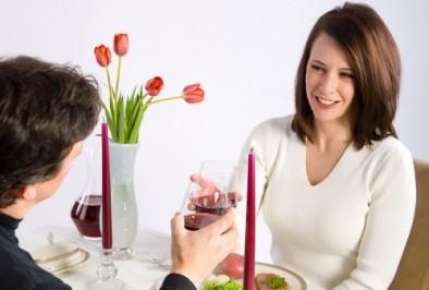 Soir e romantique confidentielles for Idee soiree st valentin a la maison