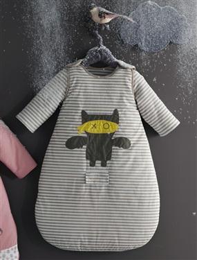 gigoteuse bebe garcon manches longues amovibles vertbaudet acheter ce produit au meilleur prix. Black Bedroom Furniture Sets. Home Design Ideas