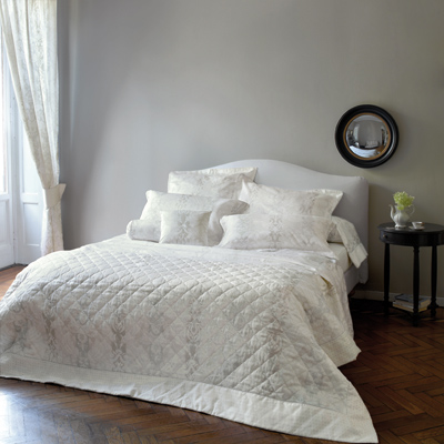 Housse de couette finchley de laura ashley en satin de for Housse de couette laura ashley