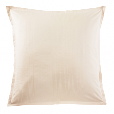 taie d 39 oreiller paresse en satin meringue 50x75. Black Bedroom Furniture Sets. Home Design Ideas
