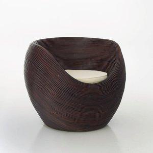 fauteuil boule rotin tress kumba acheter ce produit au meilleur prix. Black Bedroom Furniture Sets. Home Design Ideas