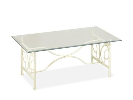 Table basse bellavista en fer forg et verre tremp acheter ce produit au meilleur prix - Table basse fer forge et verre ...