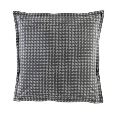 taie d 39 oreiller chaplin noir 50x75 acheter ce produit au meilleur prix. Black Bedroom Furniture Sets. Home Design Ideas