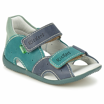 sandales enfant kickers boan acheter ce produit au. Black Bedroom Furniture Sets. Home Design Ideas