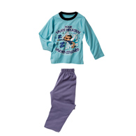pyjama gar on gaston lagaffe du 4 au 14 ans acheter ce. Black Bedroom Furniture Sets. Home Design Ideas