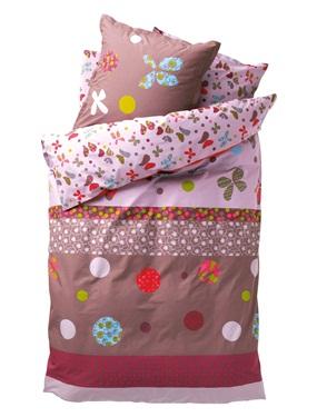 housse de couette fille envolee vertbaudet acheter ce produit au meilleur prix. Black Bedroom Furniture Sets. Home Design Ideas