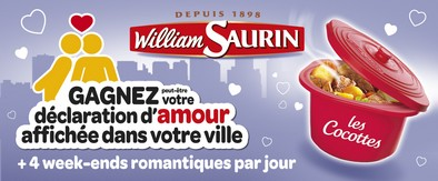 Et si cette année vous jouiez la carte de l'originalité pour la St Valentin ?