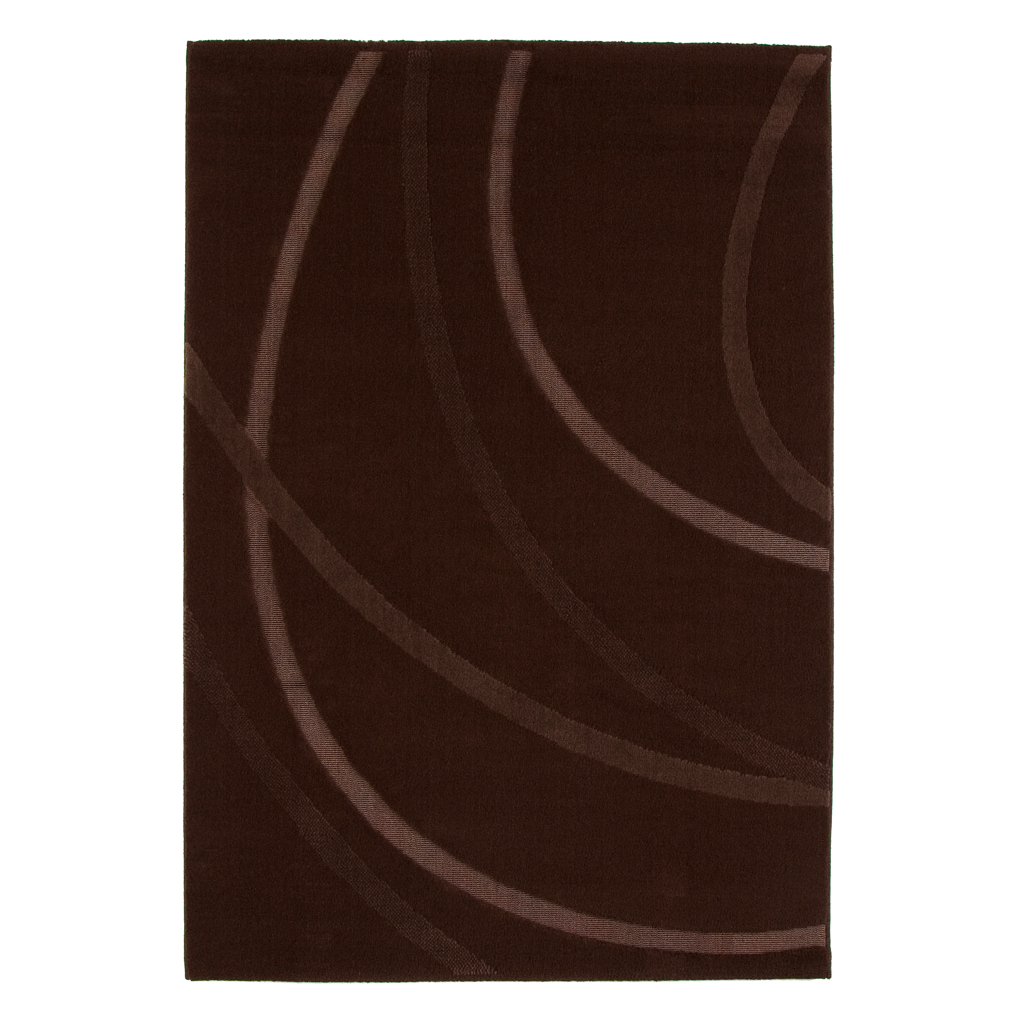 Tapis 120 x 170 cm anderson chocolat acheter ce - Tapis 120 x 170 ...