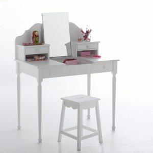 coiffeuse bureau pin massif acheter ce produit au. Black Bedroom Furniture Sets. Home Design Ideas