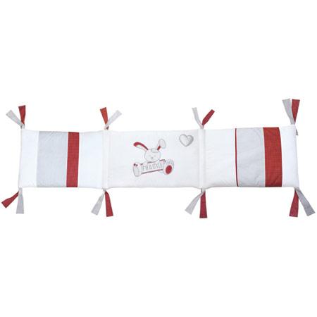 Tour de lit \'lapin fragile\' - Acheter ce produit au meilleur prix !