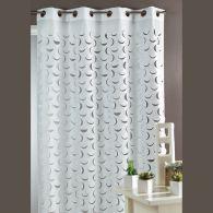 Rideau chenille ray illets 8 coloris pour grandes fen tres en polyester - Les trois suisses rideaux ...