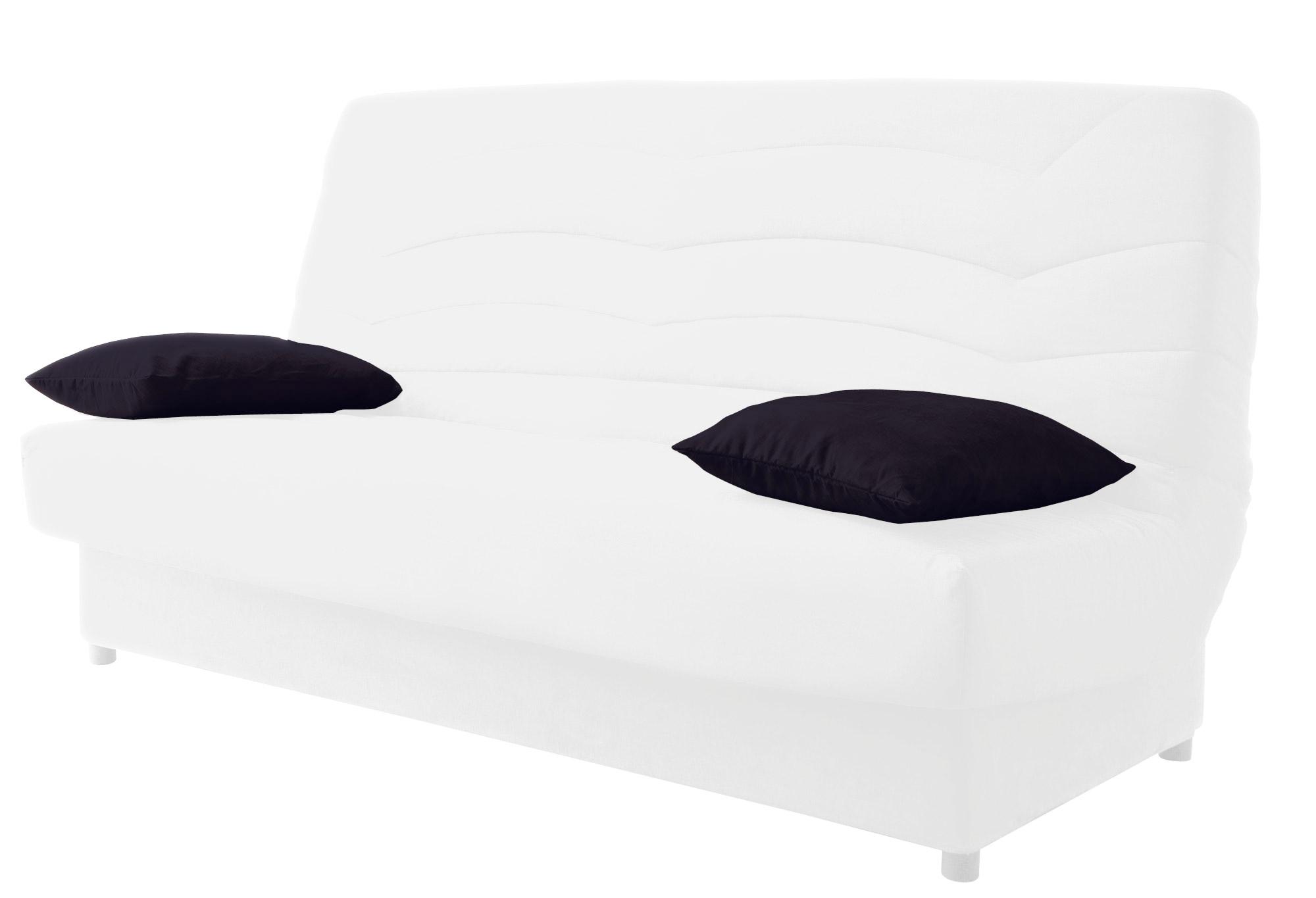 lot de 2 housses de coussin accoudoir pour clic clac 60 x 40 cm noir acheter ce produit au. Black Bedroom Furniture Sets. Home Design Ideas