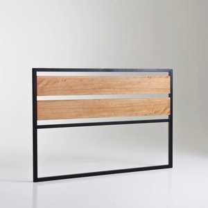 t te de lit 2 pers style industriel acheter ce produit au meilleur prix. Black Bedroom Furniture Sets. Home Design Ideas