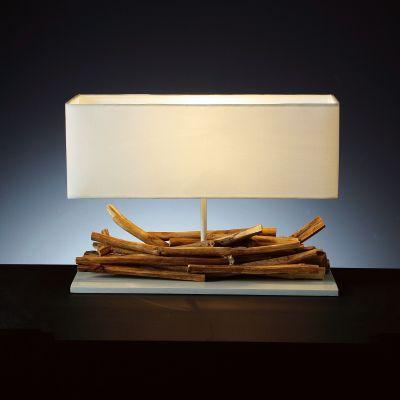 lampe bois flott acheter ce produit au meilleur prix. Black Bedroom Furniture Sets. Home Design Ideas