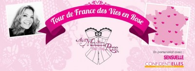 Au Moulin Rose se lance dans un Tour de France des Vies en Rose !