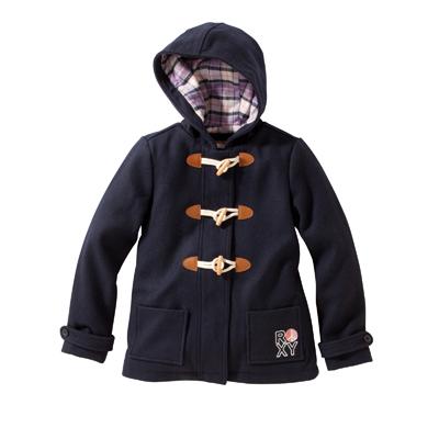 manteau en drap de laine roxy fille du 8 au 16 ans acheter ce produit au meilleur prix. Black Bedroom Furniture Sets. Home Design Ideas