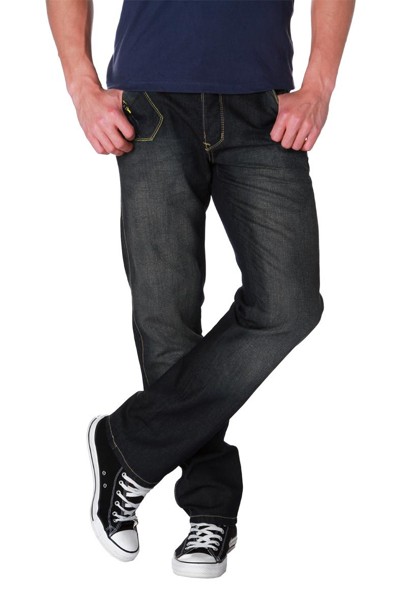 Jean's régular En coton Homme