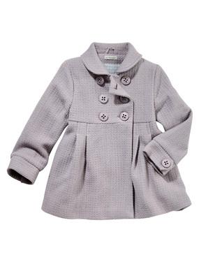 manteau drap de laine double fille vertbaudet acheter ce produit au meilleur prix. Black Bedroom Furniture Sets. Home Design Ideas