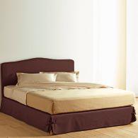 housse pour dosseret de lit forme louis xv acheter ce produit au meilleur prix. Black Bedroom Furniture Sets. Home Design Ideas