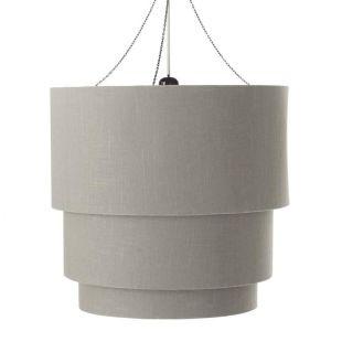 Suspension tambour grise acheter ce produit au meilleur for Suspension grise cuisine