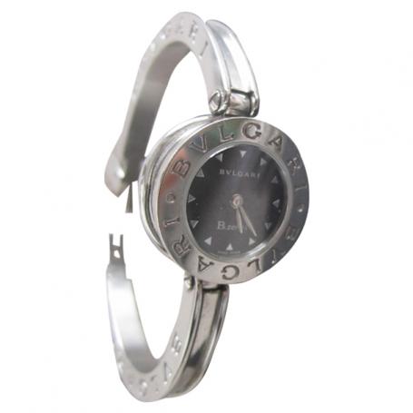 Montre b zero 1 acier et fond noir bulgari - Acheter ce produit au ... c6a69ea0241